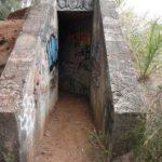 Ein Bunker mit Aussicht auf einem Berg, bitte – Ehukai Pillbox