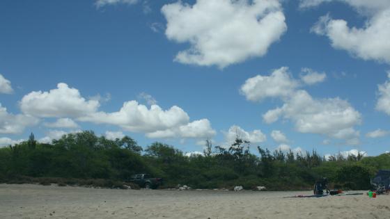 Nimitz Beach Strand