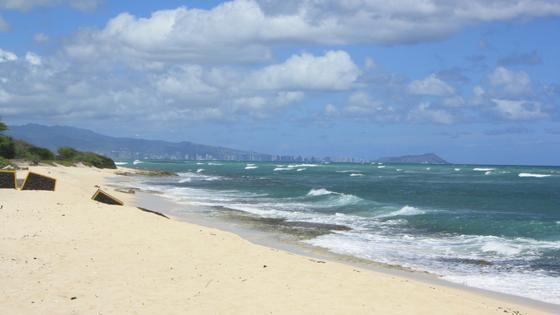 Nimitz Beach Waikiki