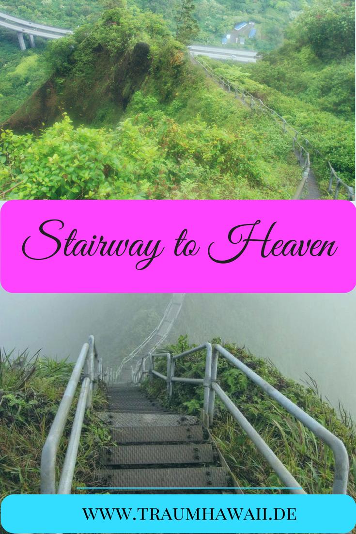 Stairway to Heaven Pinterest