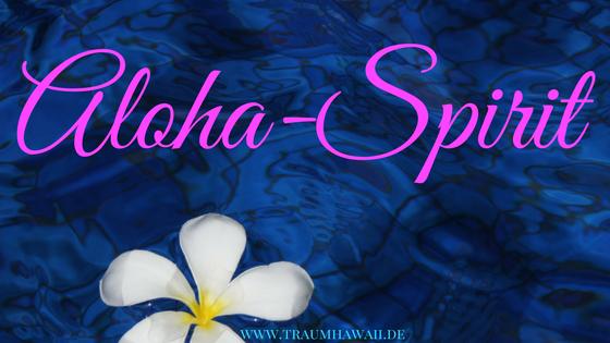 Aloha-Spirit