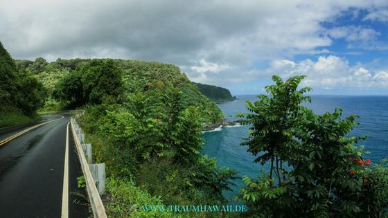 Fakten über Maui - Hana