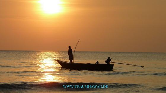 Die Legende der männerfressenden Seelen von Ni'ihau - Fischer