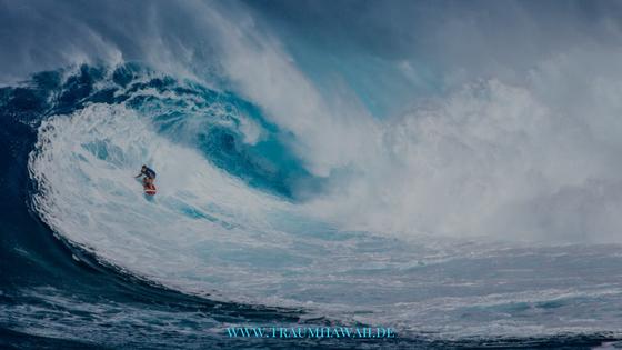 Fakten über Hawaii - Surfen