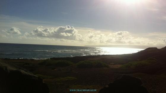 Abschiedsrituale auf Hawaii - Melancholie