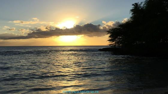 Abschiedsrituale auf Hawaii