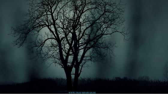 Legenden von Nuuanu Pali - Halloween Baum