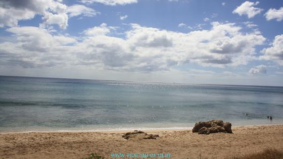 Hawaii im Dezember