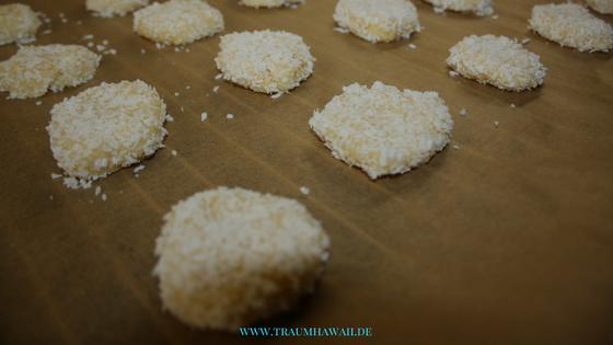 Ananas Kokos Kekse