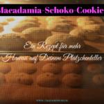 Macadamia-Schoko-Cookies – Hawaiianische Weihnachtsplätzchen zum 1. Advent