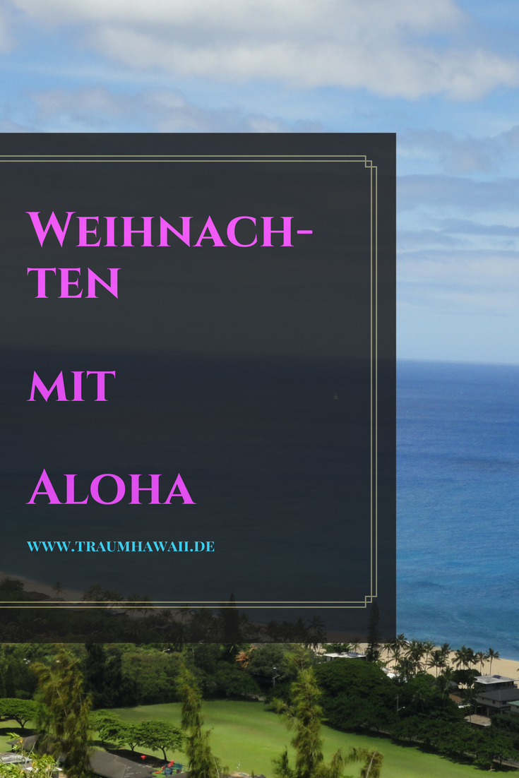 Weihnachten mit Aloha Pinterest3