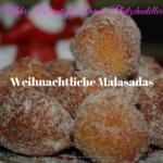 Weihnachtliche Malasadas - FB