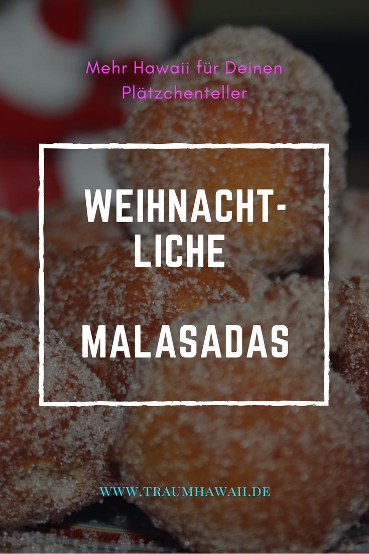 weihnachtliche Malasadas Pinterest1