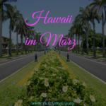 Hawaii im März – Was erwartet Dich im März auf Hawaii?