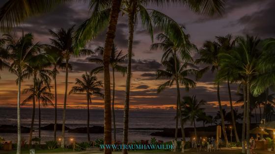 hawaiianische Kultur und Geschichte - Luau