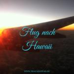 Flug nach Hawaii – Tipps und Tricks für einen tollen Langstreckenflug