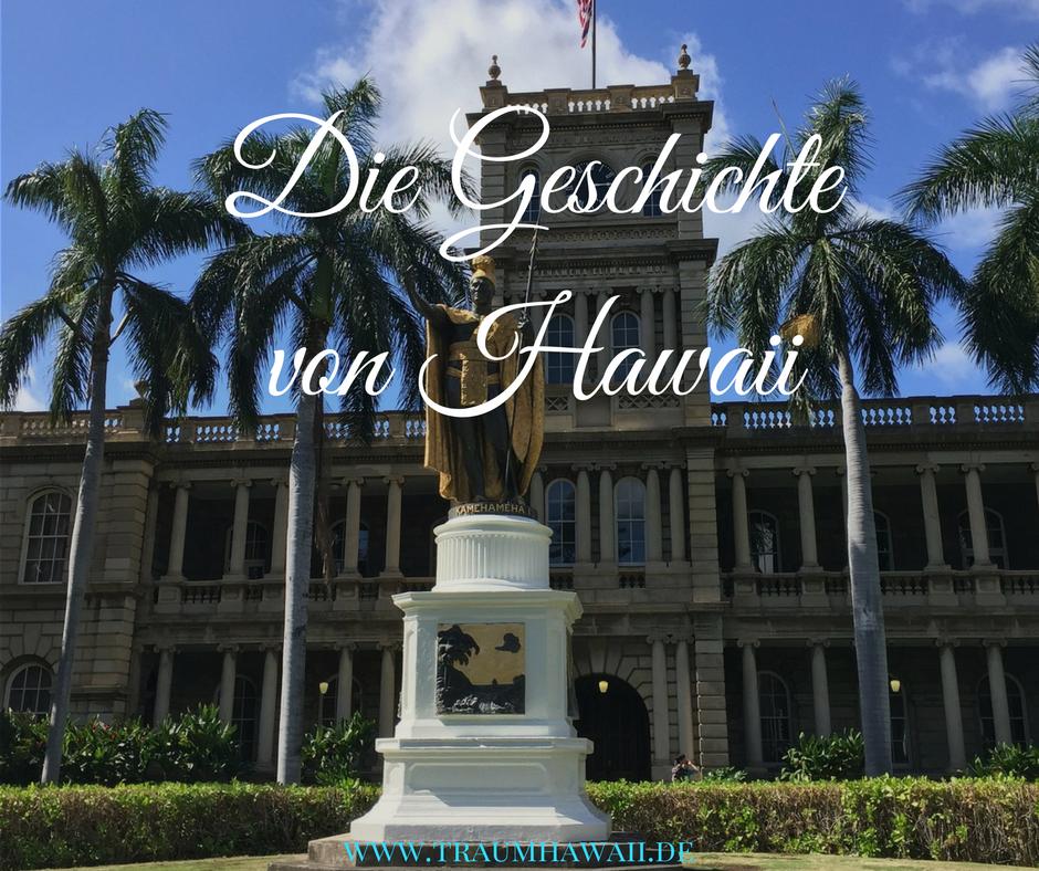 Hawaii Geschichte