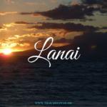 Lanai – Die kleinste bewohnte Insel von Hawaii