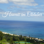 Hawaii im Oktober