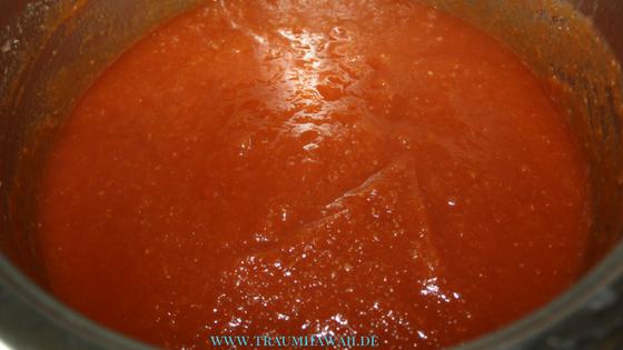 Rezept: hawaiianische Barbecue Sauce