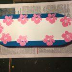 Hawaii für zu Hause – Dein DIY Surfbrett-Namensschild